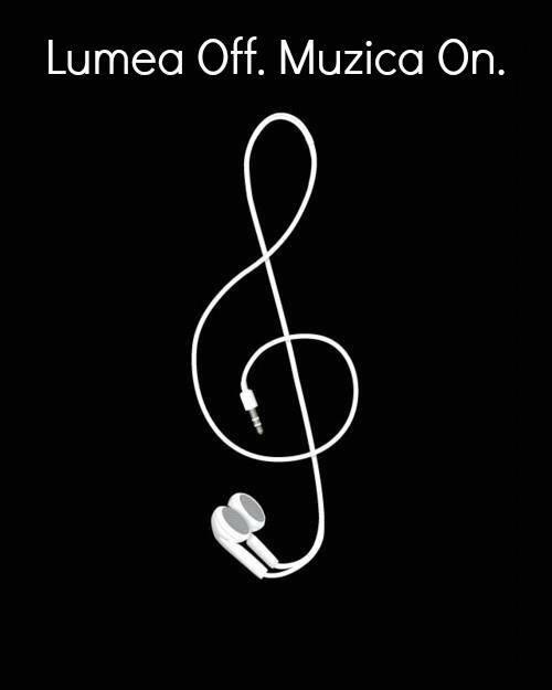 lumea off muzica on